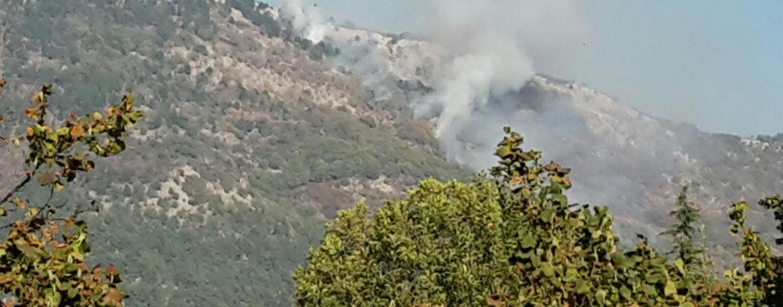 Allarme incendi in Irpinia: in campo task force istituzionale