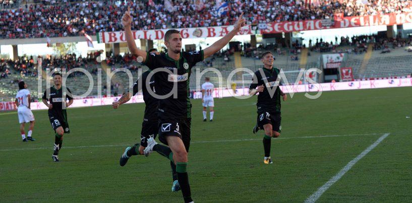 Bari-Avellino 2-1, le pagelle