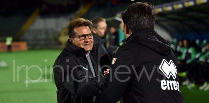 """Avellino Calcio – Novellino: """"Ho le spalle grosse, i tifosi attacchino me"""""""