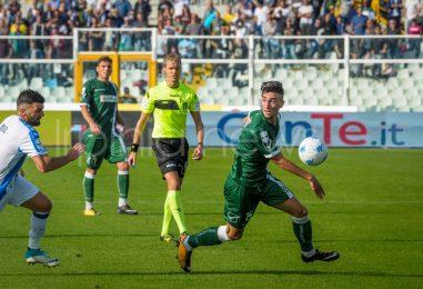 Avellino Calcio – Asencio scatenato nel test in famiglia