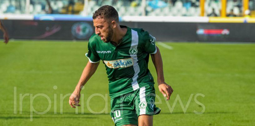 Avellino Calcio – Bidaoui, ultima chance per fare cassa