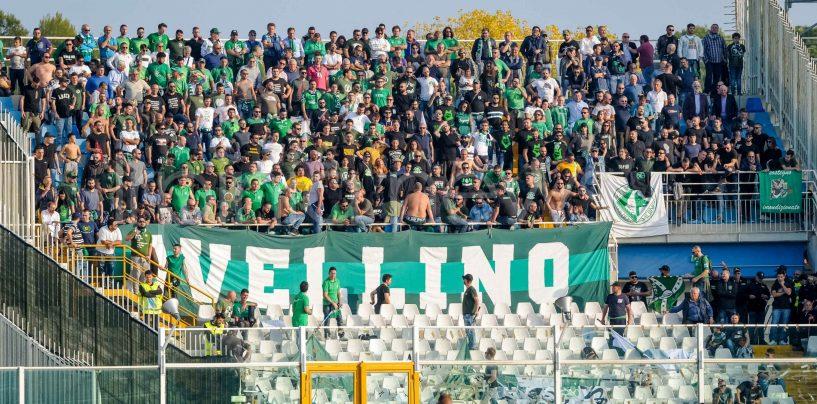Venezia-Avellino, massiccia presenza di tifosi irpini in laguna