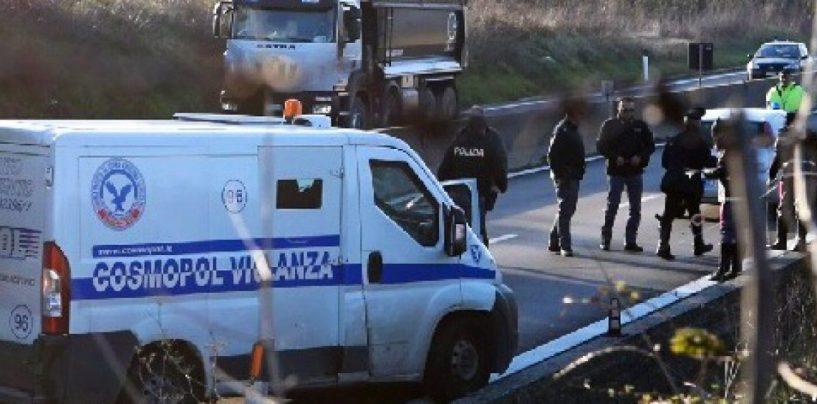 Assalto al portavalori sulla Av-Sa, sgominata associazione a delinquere transnazionale