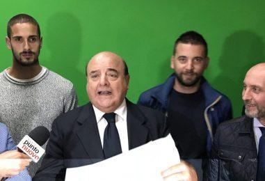 """VIDEO/ Taccone tuona: """"Chi parla di scommesse sul derby vuole il male dell'Avellino"""""""