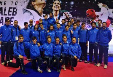 Taekwondo, Erminio Pilunni conquista la medaglia d'oro
