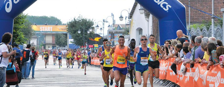Telesia Half Marathon: più di duemila concorrenti alla corsa