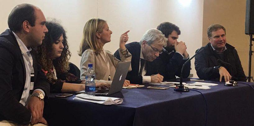 """Berardino Zoina al tavolo di lavoro """"Risorsa Mezzogiorno"""""""
