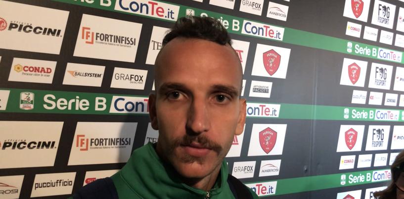 """Perugia-Avellino 1-1, Suagher: """"Con questo carattere andremo lontano"""""""