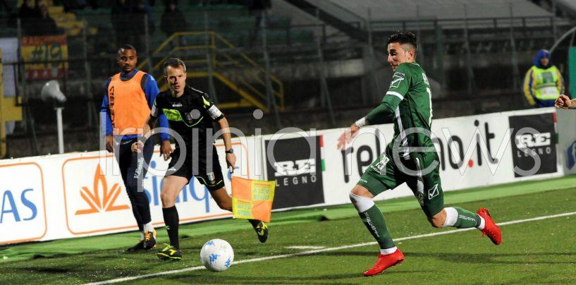 Avellino Calcio – Asencio, arrivederci all'anno prossimo