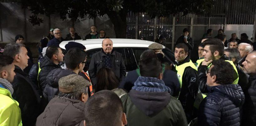 Avellino Calcio – Taccone, un'altra dura contestazione