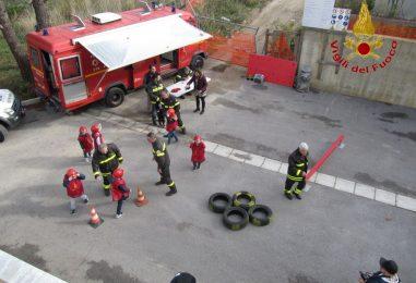 Grande successo per Pompieropoli a Chianche