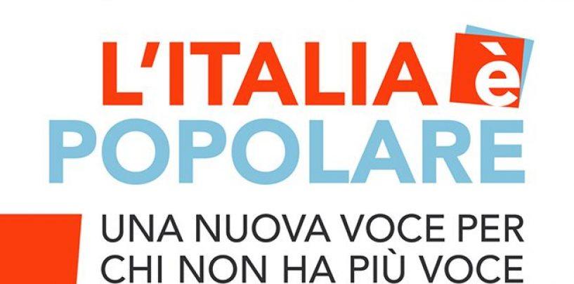 """""""L'Italia è popolare"""": l'iniziativa di Giuseppe De Mita presentata a Napoli"""