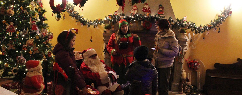Babbo Natale 50.Natale A Lioni Arriva Il Laboratorio Segreto Di Babbo Natale Dal 10