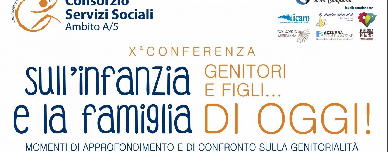 Servizi Sociali A5, il ruolo dei social nella X Conferenza sull'Infanzia e la Famiglia
