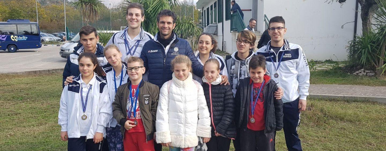 Nuoto, ottimi risultati per la New Sporting In al Campionato Regionale