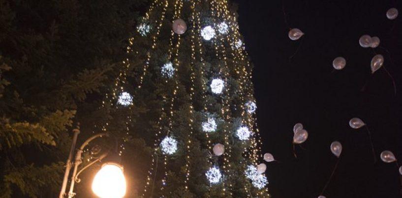 Natale, si riaccendono le luci della speranza a Caposele