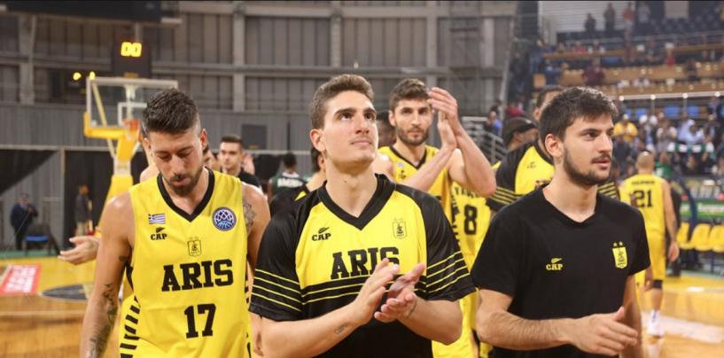 Champions, la Sidigas Avellino ospite dell'Aris Salonicco