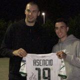 Avellino Calcio – Dal parquet allo stadio: blitz di Fesenko al Partenio