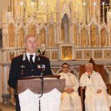 "Avellino, i carabinieri del Comando Provinciale celebrano la ""Virgo Fidelis"""