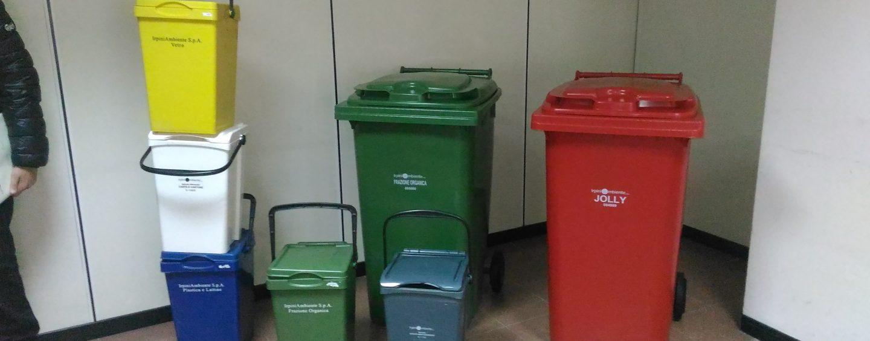 Svolta rifiuti: parte il porta a porta in città. Tutte le istruzioni
