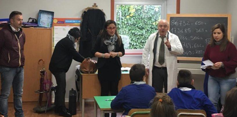 Biglietto da Vista, lo screening intelligente per 200 bambini di Pratola Serra