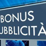 Bonus pubblicità per imprese e lavoratori autonomi: cos'è e come funziona