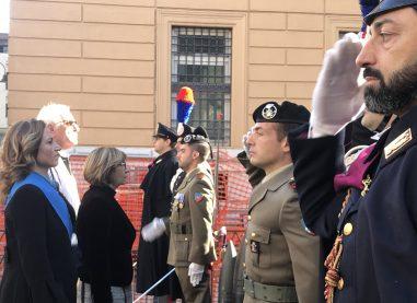 Avellino celebra la giornata delle Forze Armate, la fotogallery