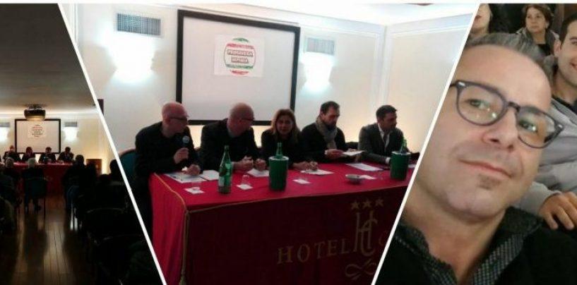 """Primavera Irpinia Manocalzati presente al confronto su """"Il Terrore e l'Identità"""""""