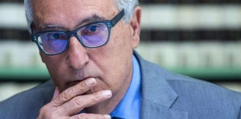 Legalità e territorio, il procuratore antimafia Franco Roberti in Irpinia