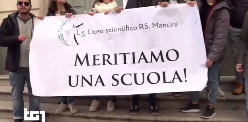 """Il Comune di Avellino mette a disposizione 20 aule per il """"Mancini"""""""