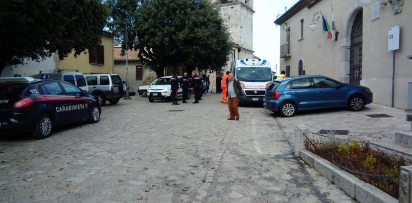 Lite familiare in centro a Montefusco: intervengono i carabinieri