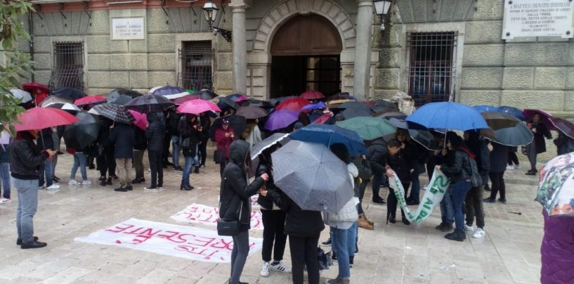 Liceo Mancini, la Provincia firma per le aule: disposti sei diversi plessi