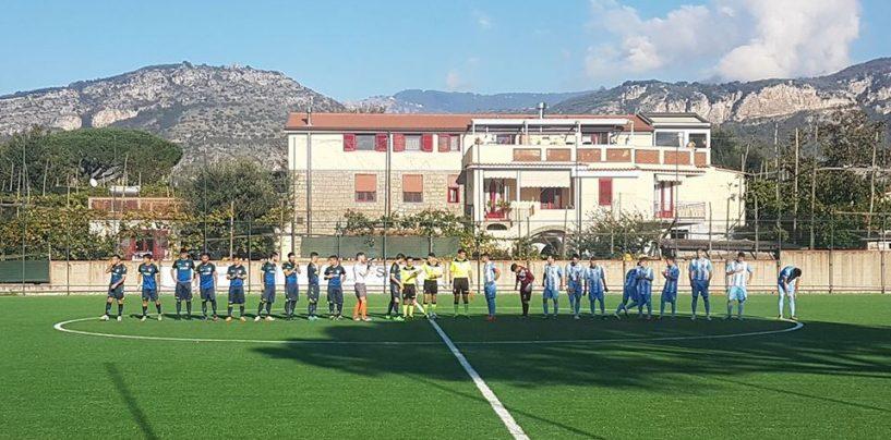 Due palle inattive condannano il Sant'Agnello: vince il Cervinara