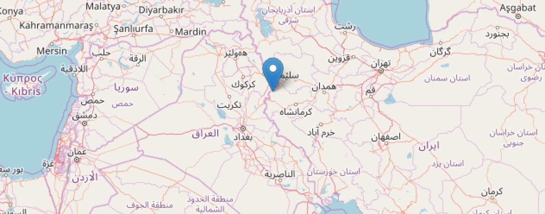 Forte terremoto tra Iran e Iraq, centinaia di morti e migliaia di feriti
