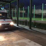 Avellino-Ascoli, Laverone finisce in ospedale
