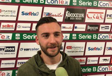 """Cittadella-Avellino 2-2, Laverone onesto: """"Non meritavamo il pareggio"""""""