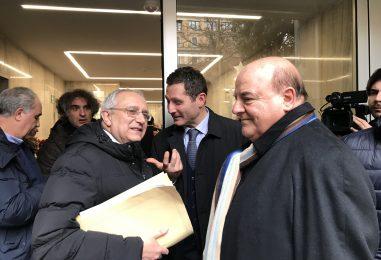 VIDEO/ Avellino, chieste retrocessione e penalizzazione ma Chiacchio cala l'asso