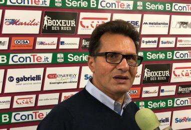 """Cittadella-Avellino 2-2, sollievo Novellino: """"E' un nuovo inizio"""""""