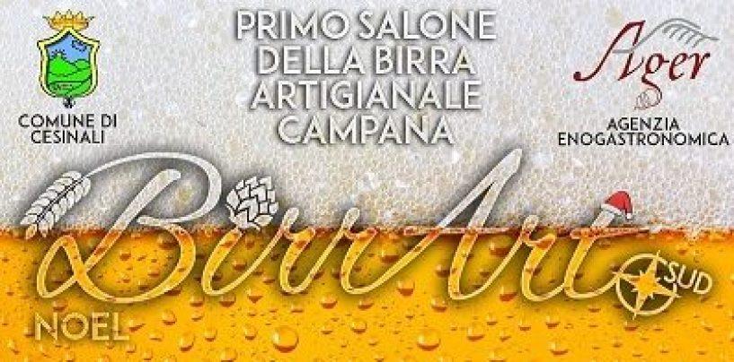 BirrArt, primo salone della birra artigianale a Cesinali