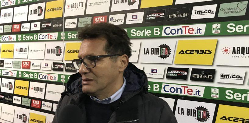 """Spezia-Avellino 1-0, Novellino: """"Tanta delusione sotto l'albero"""""""