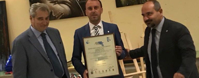 Premio internazionale giornalistico, menzione speciale all'irpino Pignataro