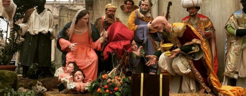 Dopo il Natale in Vaticano, il Presepe di Montevergine fa tappa ad Assisi