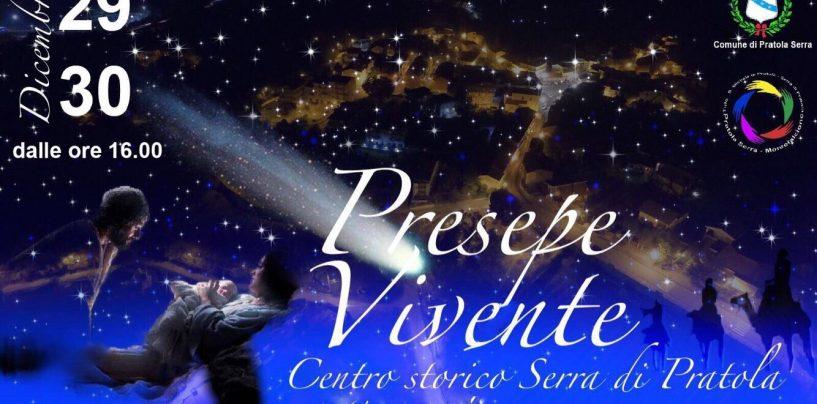 La magia del Presepe Vivente nel borgo antico di Serra di Pratola