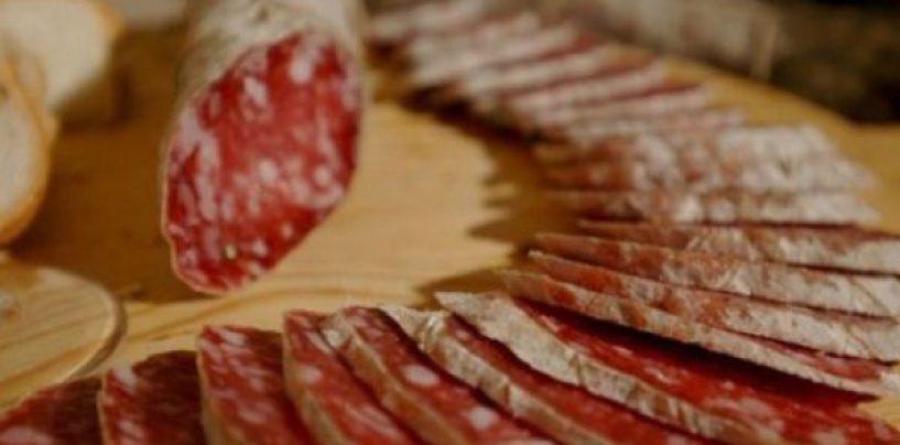Salmonella nel salame, il Ministero della salute lancia l'allerta