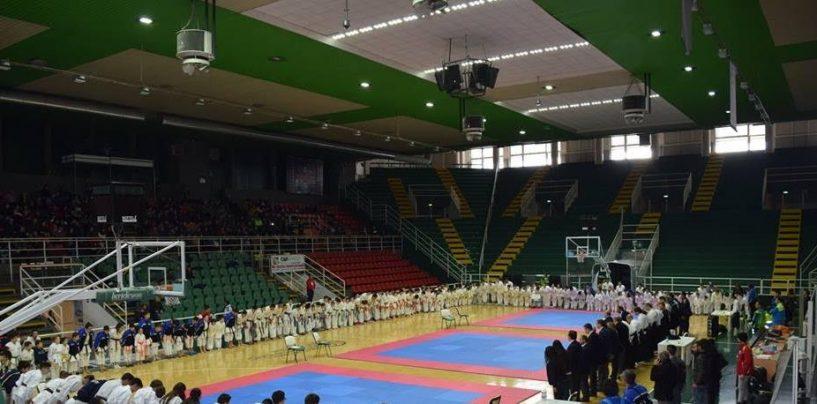 Al Paladelmauro il II° Memorial di Karate dedicato a Nicola D'Amelio