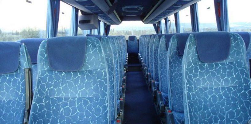 Acido su un bus Napoli-Avellino, passeggero con gravi ustioni
