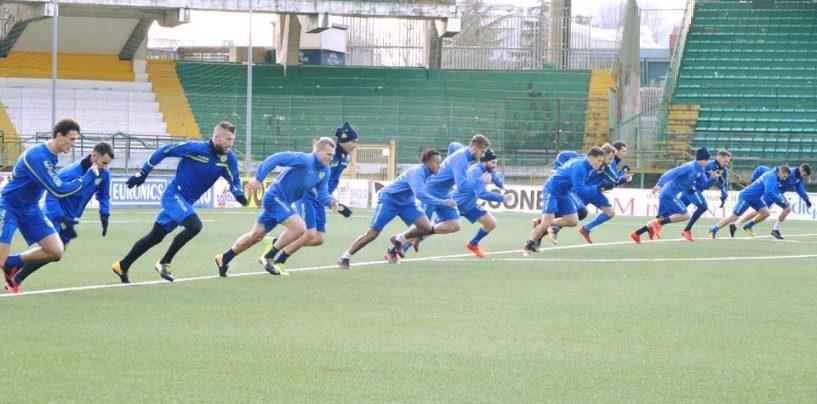 Chievo Verona, l'assalto al Benevento parte da Avellino