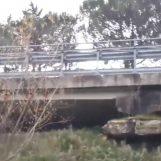 VIDEO/ Ci vuole Costanza – Ponte dell'Ofantina a Parolise, pilastri a forte rischio