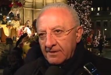 Sirignano, il Governatore De Luca inaugurerà il Castello Caravita