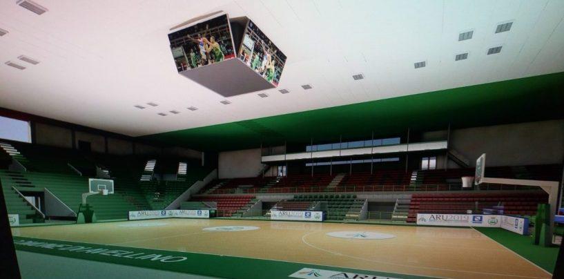 Universiadi: slittano lavori a Palazzetto, Stadio e Campo Coni. Problemi per la Scandone